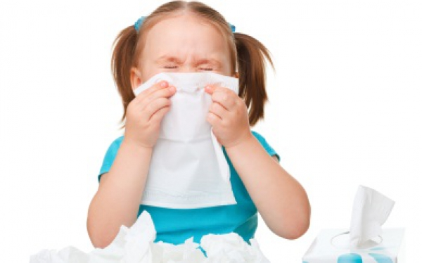 natural solutions to childhood allergies