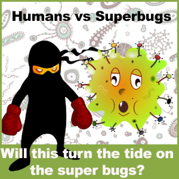 will you survive the post antibiotic world