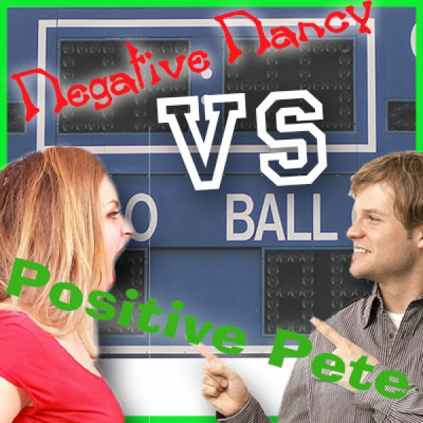 are you negative nancy or positive pete how your mind attitudes beliefs are shaping your health