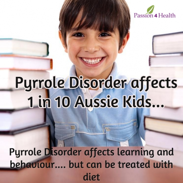 is pyrrole disorder affecting your child