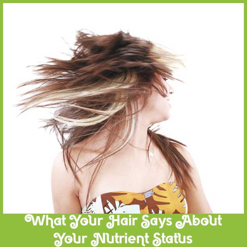 nutrients for health hair