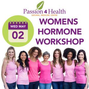 womens health hormone workshop sqaure