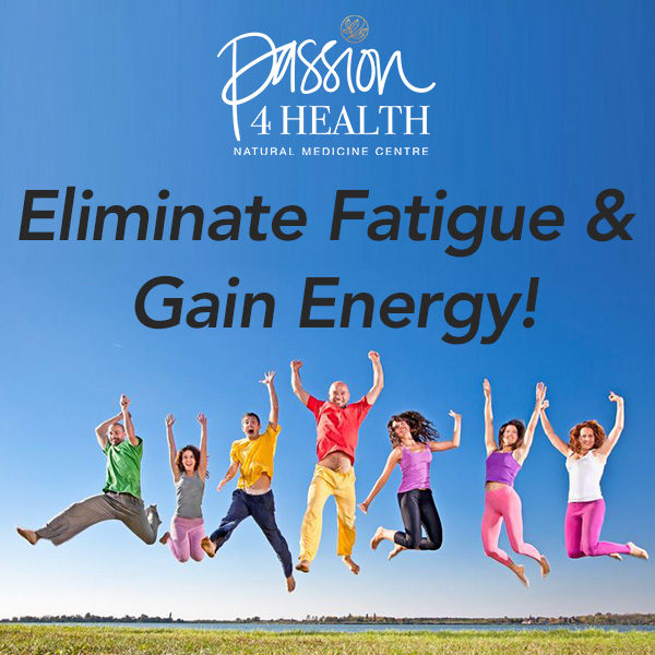 eliminate fatigue gain energy workshop